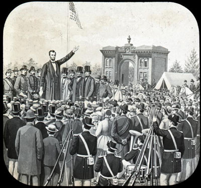 Lincoln's eleven greatest speeches | OUPblog