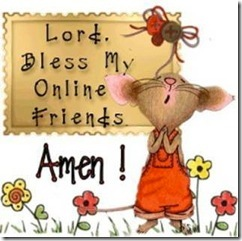 Lord bless friends